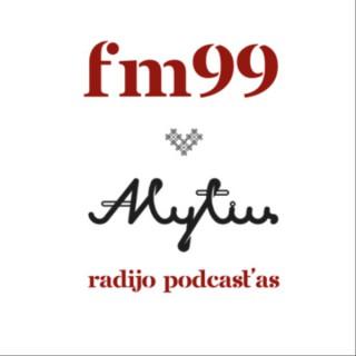 FM99 radijo podcast'as