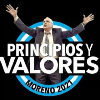 Marchá con Moreno