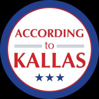 According to Kallas