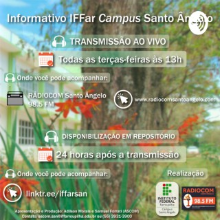 Informativo IFFar Campus Santo Ângelo