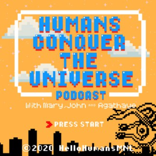 Humans Conquer The Universe