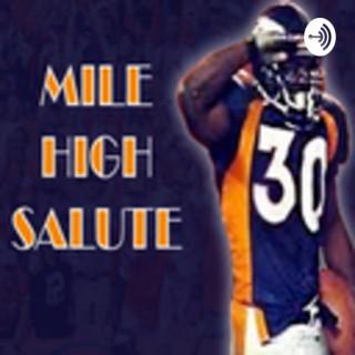 Mile High Salute
