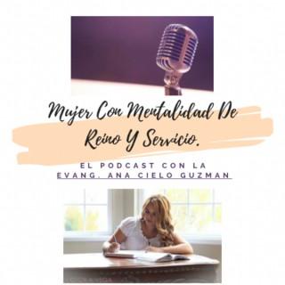 Mujer Con Mentalidad De Reino Y Servicio