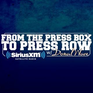 BOXTOROW on SiriusXM