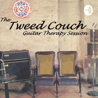 Tweed Couch Guitar Therapy Session