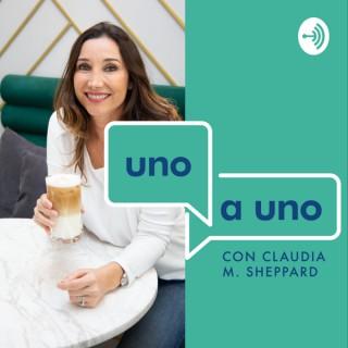 Uno a Uno by Claudia M. Sheppard