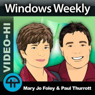 Windows Weekly (Video HI)