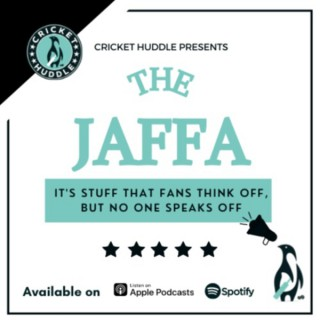 The Jaffa - An Unpopular Opinions Cricket Podcast