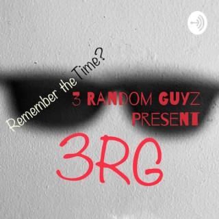 The Random Family Presents: 3RG Podcast, Open the Box [To Think Outside of It] & Jay Rando PSA+