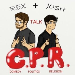 Rex and Josh Talk CPR