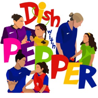 Dish With Pepper