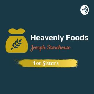 Heavenlyfoods for Sister's