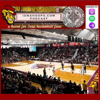 IonaHoops.com Podcast with Guy Falotico