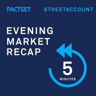 FactSet Evening Market Recap