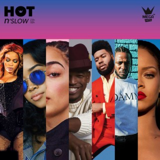 Mega Hits - Hot N Slow