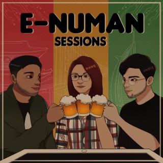 E-numan Sessions Podcast