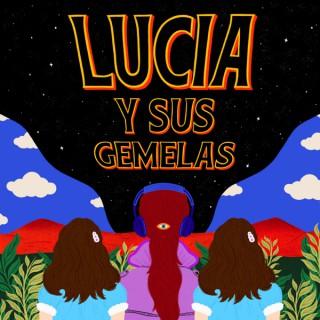 Lucía y sus gemelas