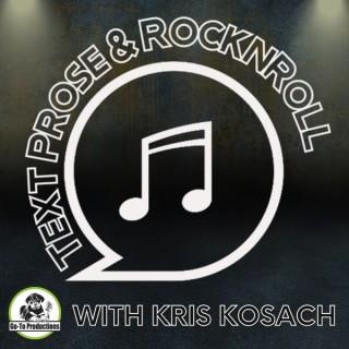 Text, Prose & RocknRoll