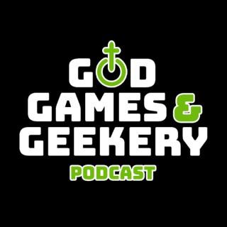 God, Games & Geekery