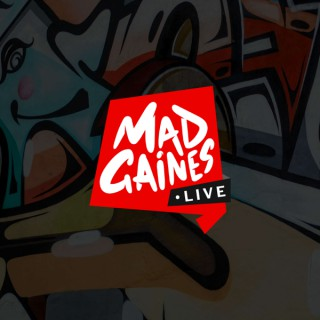 MadGaines Live!  By Cassandra Gaines