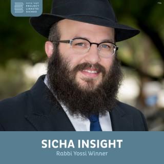 Sicha Insights, Rabbi Yossi Winner