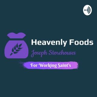 Heavenlyfoods for Working Saints