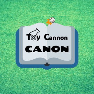 Toy Cannon Canon