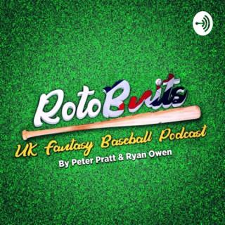 RotoBrits - a UK Fantasy Baseball Podcast