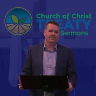 Church of Christ at Treaty Sermons