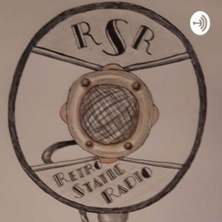 Retro Static Radio