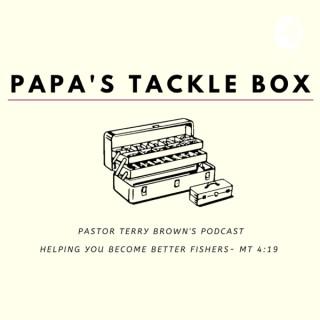 Papa's Tackle Box