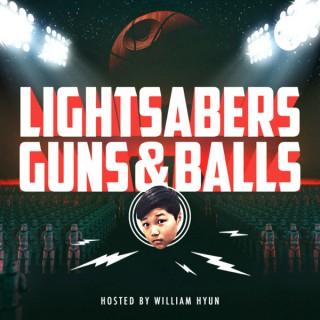 Lightsabers, Guns and Balls