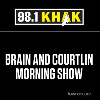 Brain and Courtlin Morning Show