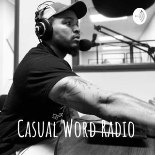 Casual Word Radio