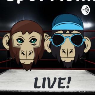 Two Spot Monkeys Live!