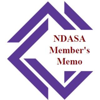 NDASA Member's Memo