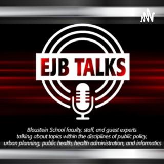 EJB Talks: Rutgers Bloustein School Experts