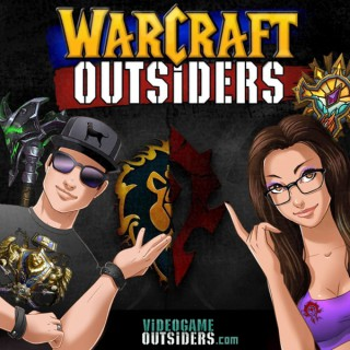 Warcraft Outsiders: World of Warcraft Podcast! WoW News, Shadowlands Alpha, Lore, Tips, and more.