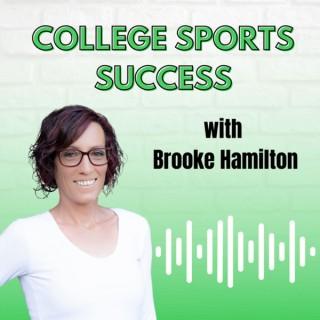 College Sports Success with Brooke Hamilton