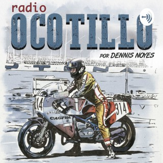 Radio Ocotillo por Dennis Noyes