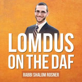 Lomdus On The Daf