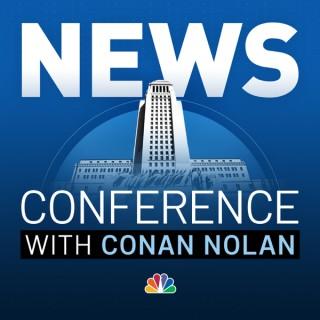 NewsConference with Conan Nolan