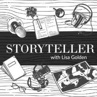 Storyteller with Lisa Golden