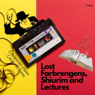 Farbrengens, Shiurim and Lectures