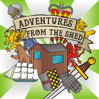 Adventures From The Shed - A Tabletop RPG Podcast