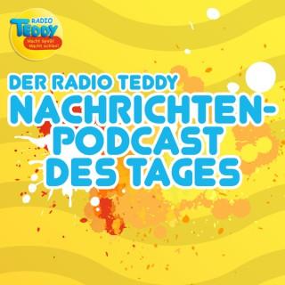 Der Radio TEDDY-Nachrichtenpodcast des Tages