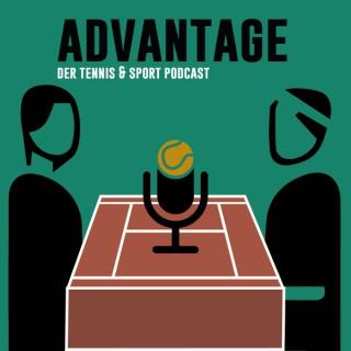Advantage- der Tennis & Sportpodcast