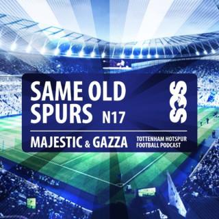 Same Old Spurs