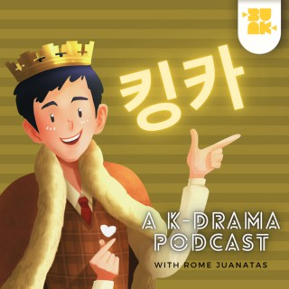 Kingka Podcast - K-Drama and Language Learning