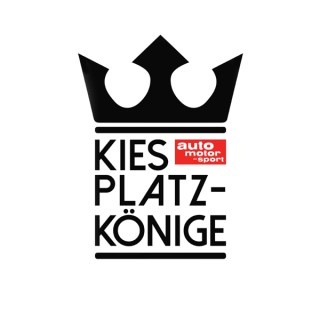 Kiesplatz-Könige